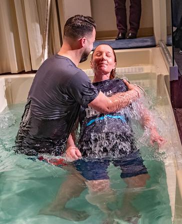 Baptisms Troy 4/14/19