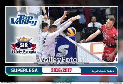 11ª ritorno #SuperLega «Top Volley Latina - Sir Safety Conad Perugia»