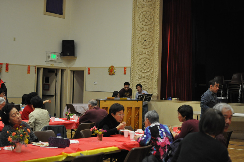 Chinese New Year Party 2013/02/16