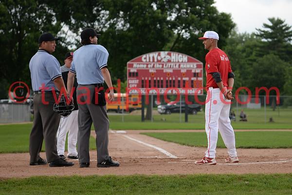 2020 CHS Sophomore Baseball - Linn-Mar