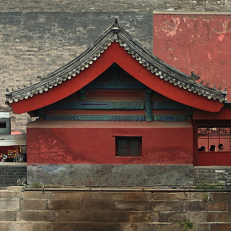 Gatehouse-Forbidden City-Beijing-China
