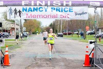 Nancy Price 5K Run and Walk 2018