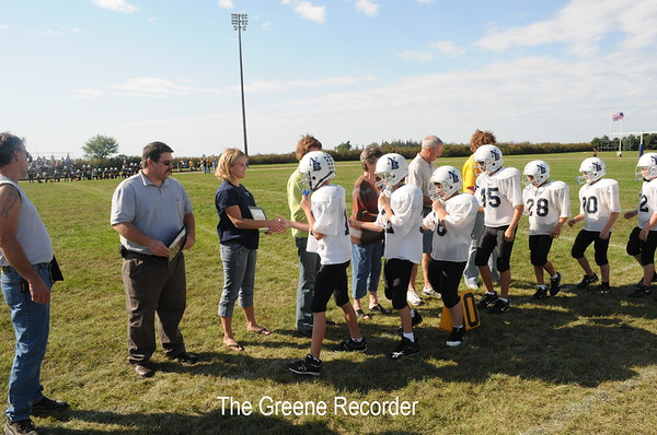 Youth Football in Allison
