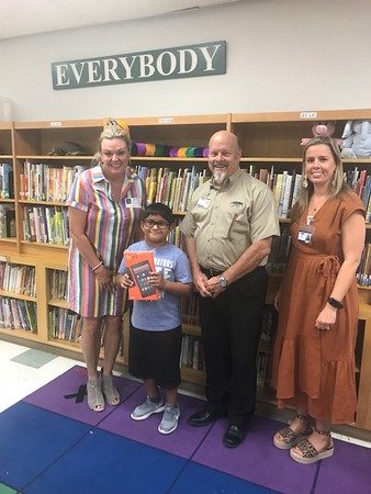 BISD Recognizes RAZZ Kids Online Summer Reading Program Winners