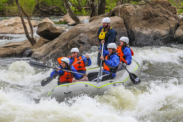 River City Adventures 4-30-16 Afternoon Trip