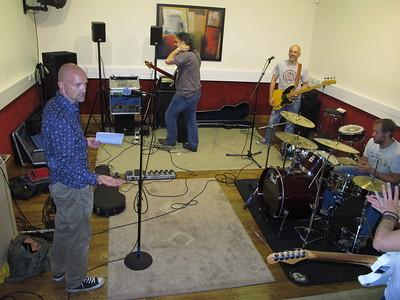 arK  Base Studios Stourbridge July 2010