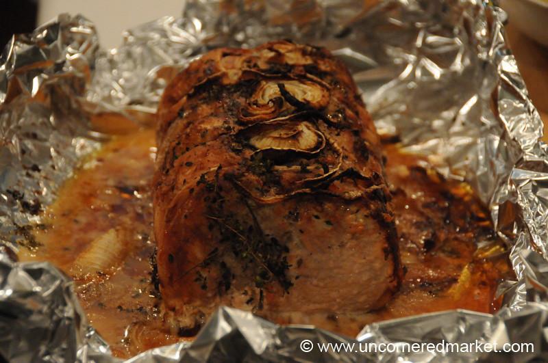 Pork Roast - Leesburg, Florida