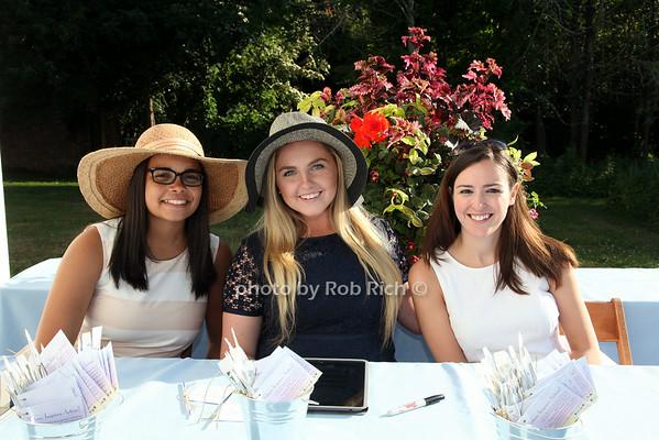 Bridget Gomez, Hadley Mason, Quinn Delzoppo