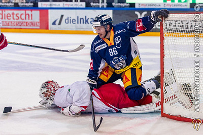 National League: EVZ - Lausanne HC