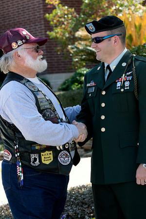 Patriot Guard - Honor Flight 3/13/10