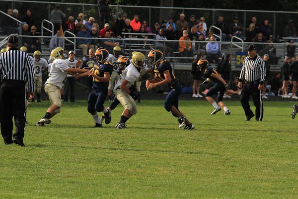 Freshman Football 9-18-2014