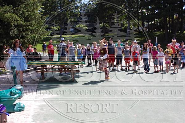 June 19 - Lake Games