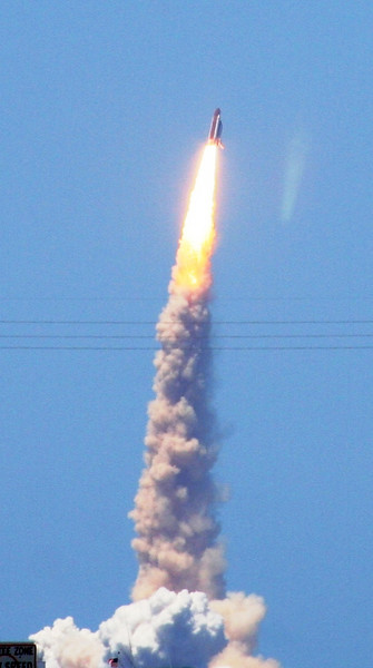 SPACE SHUTTLE LAUNCH 7-4-06