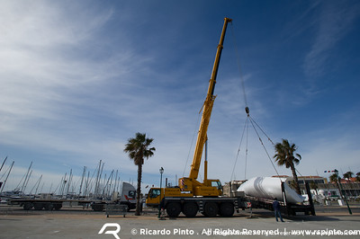 RC44 Arrival