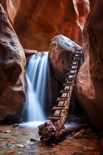 Kanarra Creek Canyon