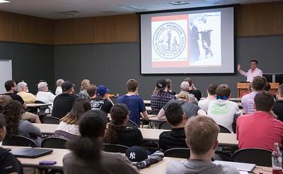 Lecture Presentation by John Maynard, Spring 2016