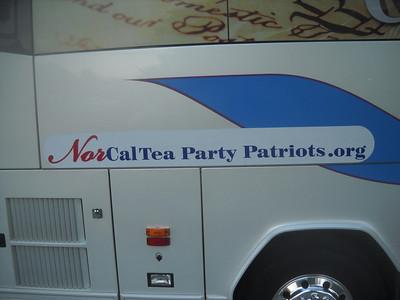 Tea Party in Paso Park October 28, 2010