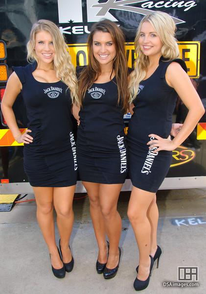 Jack Daniel's girls