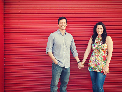 Emily and Berto Engagements
