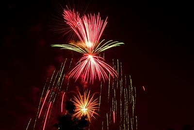Sheboygan fireworks 2009