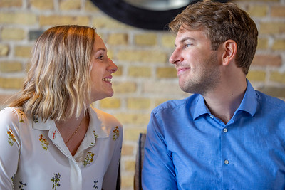 Sofie & Erik förlovning...