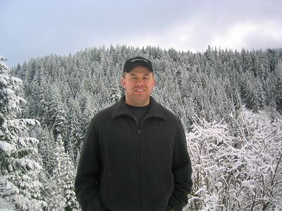 Thanksgiving 2004 in Oregon