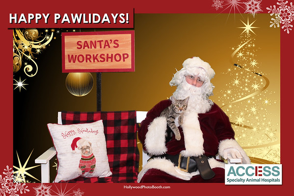 ACCESS – South Bay – Santa photos - 12/16/2018