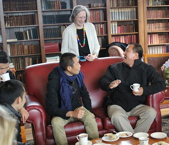 Bhutan Exchange Visitors 4.23.18