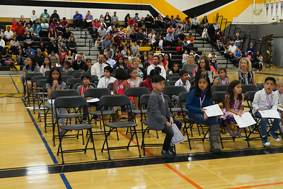 191008 RECLASSIFICATION CEREMONY FOR STUDENTS ACHIEVING ENGLISH LANGUAGE FLUENCY