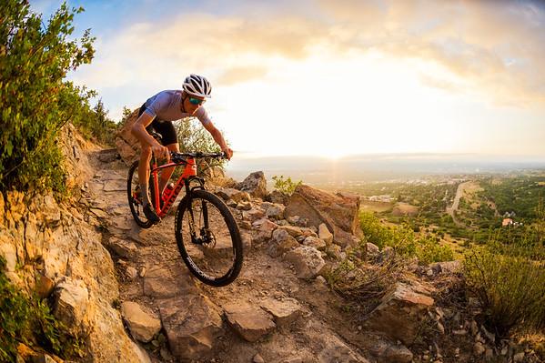 Russell Finsterwald - Niner Bikes