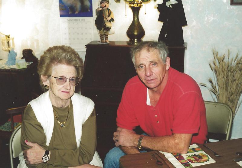 Grandma Schleyhahn