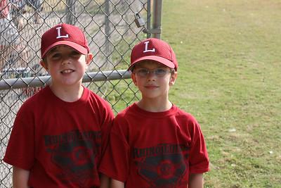 "Bill Herderson ""Rhino Linings"" Baseball team"