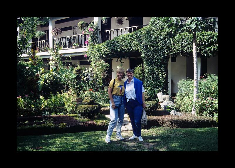 Hana at Lakje Atitlan - Guatemala - 1993.jpg