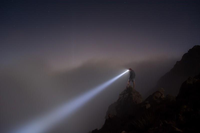 best headlamp at night