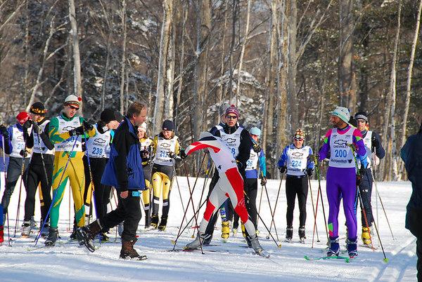 2007 Talvi Tohinat Ski Race
