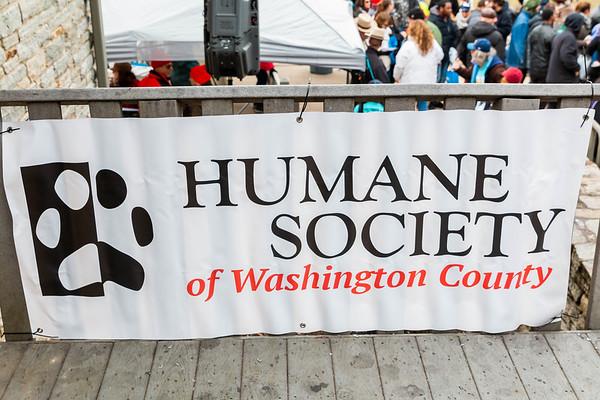 Humane Society of Washington County Polar Plunge