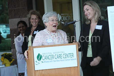 Bristol Hospital - Cancer Center Grand Opening - September 2, 2009