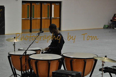 Hazelwood East HS Percussion