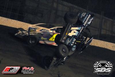 Grandview Speedway - 4/3/21 - Steve Sabo