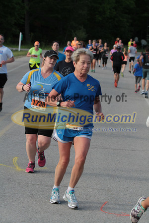 5K & 10K at 1.2 mile mark Gallery 2 - 2014 Charlevoix Marathon