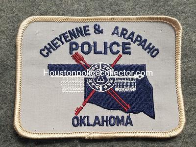 Cheyenne & Arapaho Police Oklahoma