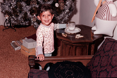 1977-12-25 Anthony's 3rd Christmas