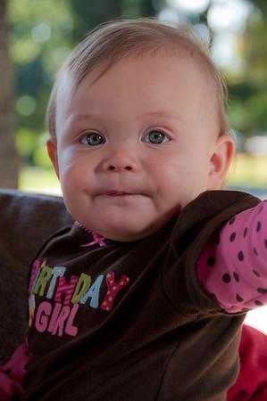 Brynn Fulton-1st Birthday