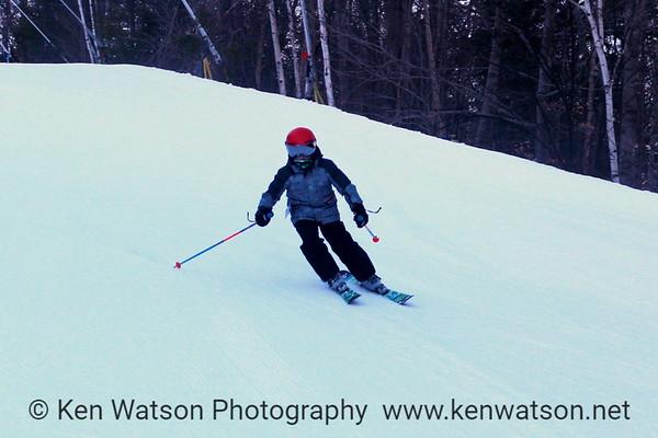 2021-01-01 Loon Skiing