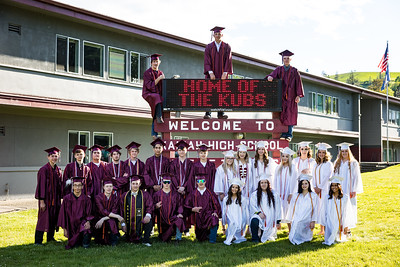 Kamiah Graduation 2021