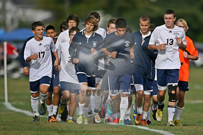 10/8/2013 - Varsity Soccer - Connetquot vs. Northport - Northport High School, Northport, NY