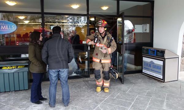 December 26, 2012 - 2nd Alarm - 1200 York Mills Rd.