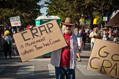 Occupy the Grove on December 31st. 2011
