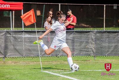 Harvard vs. Fairfield University - Women's Soccer - August 27, 2021