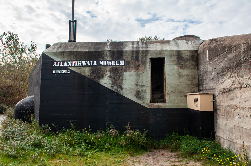 Atlantikwall Museum at Hook of Holland